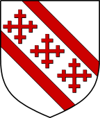 English Family Shield for London