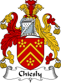 Scottish Coat of Arms for Chiesly