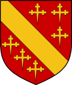 Coat of Arms from France for Ormesby