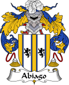 Spanish Coat of Arms for Abiago