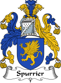 Scottish Coat of Arms for Spurrier