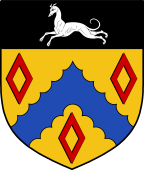 Coat of Arms from France for Meggs