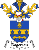 Coat of Arms from Scotland for Rogerson