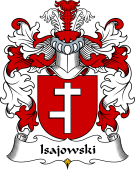 Polish Coat of Arms for Isajowski