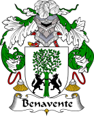 Spanish Coat of Arms for Benavente