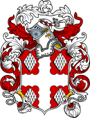 English or Welsh Coat of Arms for Leigh