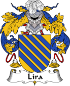 Portuguese Coat of Arms for Lira