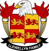 American Coat of Arms for Llewellyn