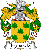 Spanish Coat of Arms for Figuerola
