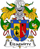 Spanish Coat of Arms for Eizaguirre