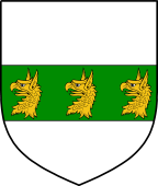 Coat of Arms from France for Taber