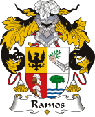 Spanish Coat of Arms for Ramos