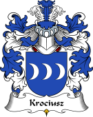 Polish Coat of Arms for Krociusz