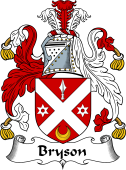 Scottish Coat of Arms for Bryson