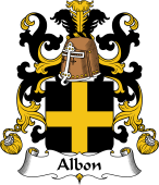 Coat of Arms from France for Albon