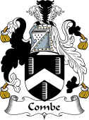 Scottish Coat of Arms for Combe