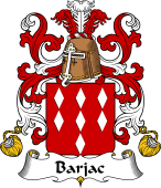 Coat of Arms from France for Barjac