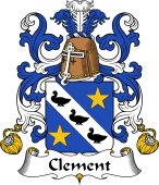 Coat of Arms from France for Clement II