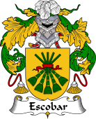 Spanish Coat of Arms for Escobar