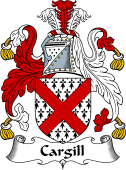 Scottish Coat of Arms for Cargill