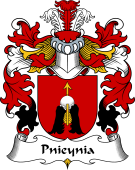 Polish Coat of Arms for Pnieynia