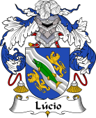 Portuguese Coat of Arms for Lúcio