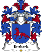 Polish Coat of Arms for Emberk