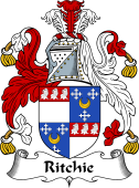 Scottish Coat of Arms for Ritchie