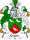 Scottish Coat of Arms for Craw