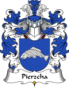 Polish Coat of Arms for Pierzcha