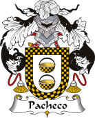 Spanish Coat of Arms for Pacheco