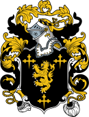 English or Welsh Coat of Arms for King