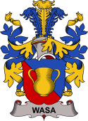 Swedish Coat of Arms for Wasa