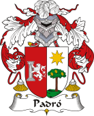 Spanish Coat of Arms for Padró