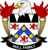 American Coat of Arms for Hull
