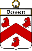 Irish Badge for Bennett