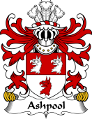 Welsh Coat of Arms for Ashpool (of Denbighshire)