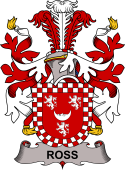 Danish Coat of Arms for Ross