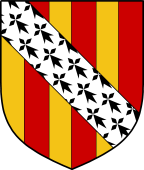 Coat of Arms from France for Draycott