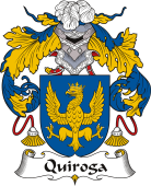 Spanish Coat of Arms for Quiroga