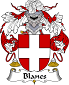 Spanish Coat of Arms for Blanes