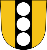 Swiss Coat of Arms for Elsass