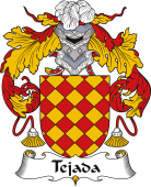 Spanish Coat of Arms for Tejada
