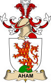 Republic of Austria Coat of Arms for Aham