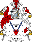 Scottish Coat of Arms for Pearson
