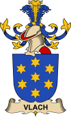 Republic of Austria Coat of Arms for Vlach