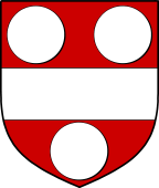 Coat of Arms from France for Minors