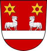 Swiss Coat of Arms for Hurt-Binet