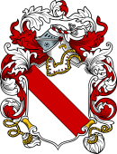English or Welsh Coat of Arms for Duvall (Ref Berry)