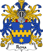 Italian Coat of Arms for Rena